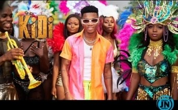 VIDEO: KiDi – Spiritual ft. Kuami Eugene & Patoranking